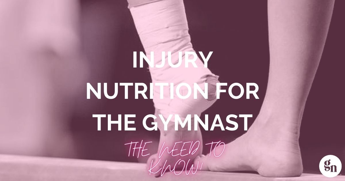 8 Truths about Gymnast Injury Nutrition