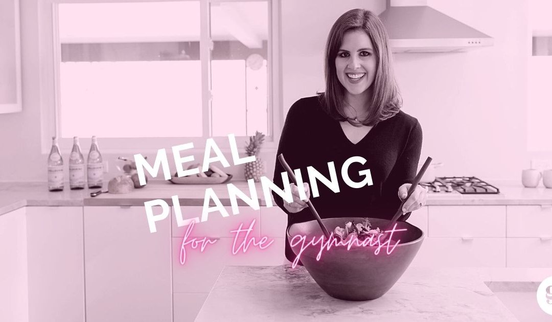 Do your gymnast need a meal plan?