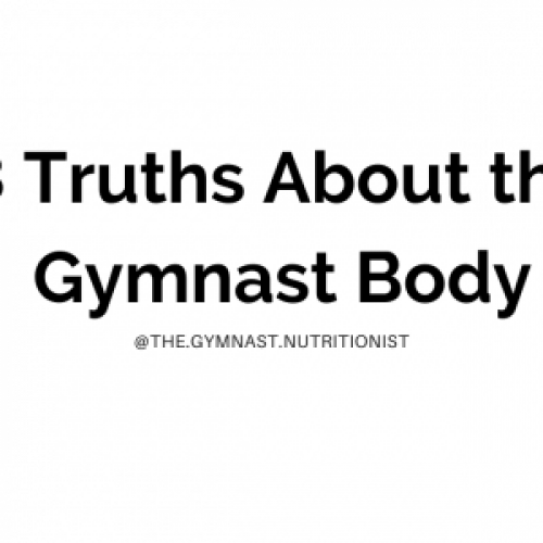 8 Truths about the Gymnast Body