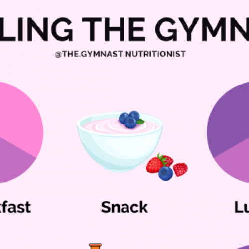 Gymnast Performance Nutrition